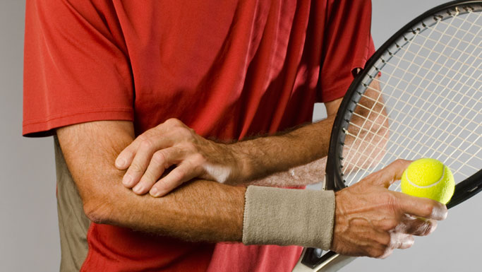 Fairfield Chiropractic Care for Tennis Elbow